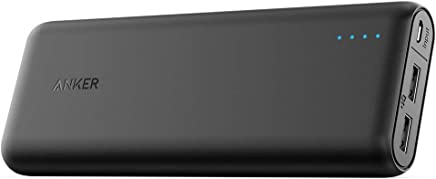 Anker PowerCore Portable Charger 15600mAh with 4.8A...