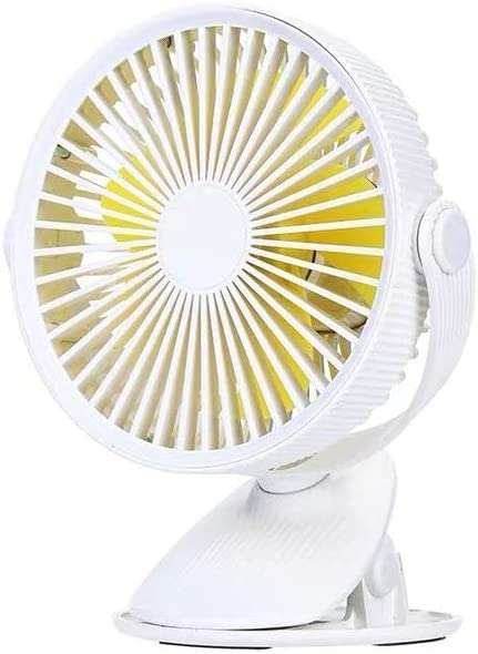 sknonr Clip Mini Fan Portable Limited time sale Rechargeable Offic Ultra Max 49% OFF Quiet USB