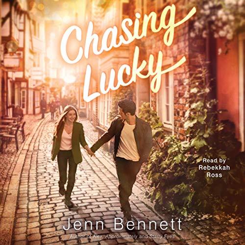 Page de couverture de Chasing Lucky