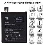 Funda teile24✅ Xiaomi Redmi Note 3batería batería de repuesto battery bm464050mAh