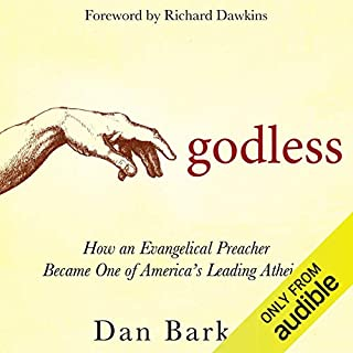 Godless audiobook cover art