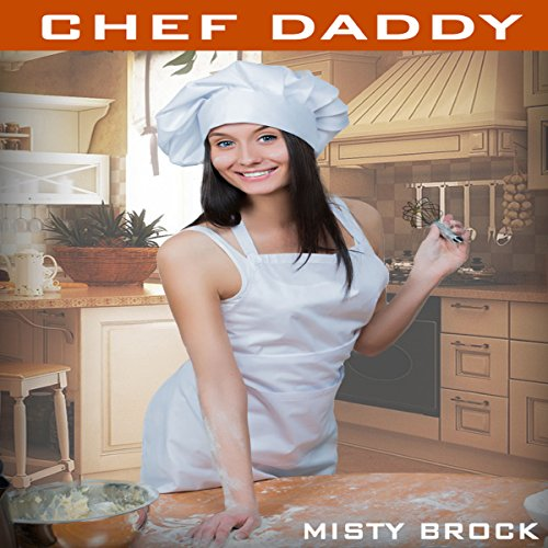 Chef Daddy audiobook cover art