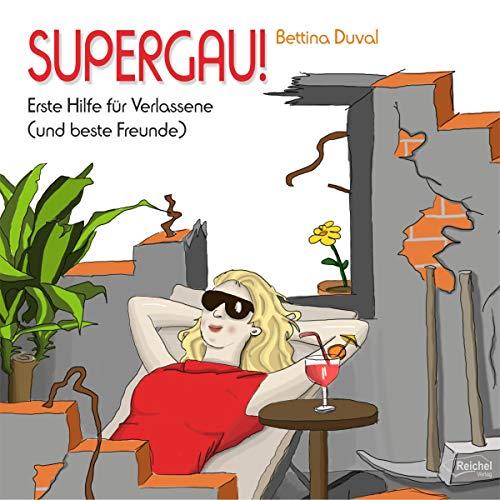 Supergau! audiobook cover art