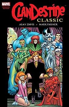 Clandestine Classic (ClanDestine (1994-1995)) by [Alan Davis]