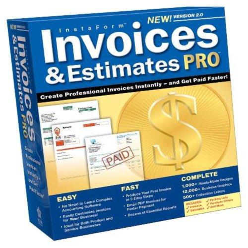 Nova Invoices and Estimates (PC) [import anglais]