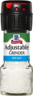 McCormick Adjustable Grinder Seasoning Sea Salt 60 g, 60 g