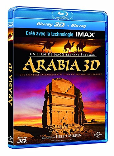 UNIVERSAL STUDIO CANAL VIDEO GIE Arabia 3D [Blu-Ray 3D active]