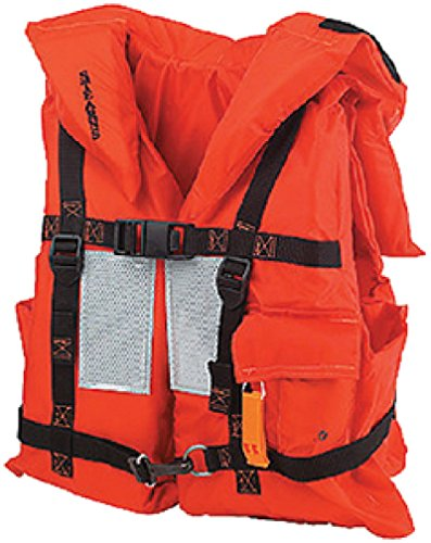 Read About Stearns 2000004522 Deluxe Merchant Mate II Life Vest
