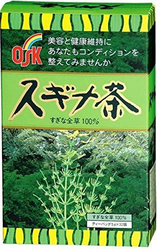 小谷穀粉 OSK スギナ茶ティーバッグ 5gX32袋 [6900]