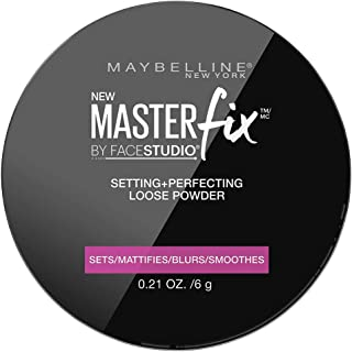 Maybelline Master Fix Loose Translucent Setting Powder