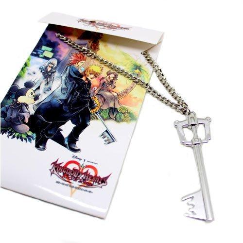 KINGDOM HEARTS - Collier Necklace épée clé avec LIVRAISON GRATUITE