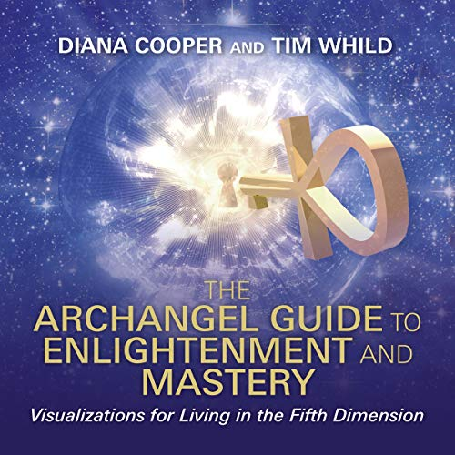 Couverture de The Archangel Guide to Enlightenment and Mastery
