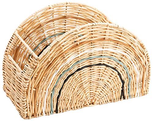 Amadeus Panier en Fibre Naturelle Eco Chic 26 cm
