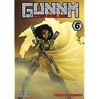 Gunnm (Battle Angel Alita) 6