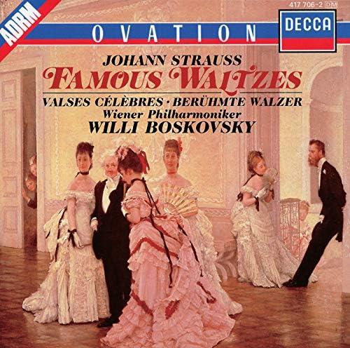Wiener Philharmoniker, Willi Boskovsky & Johann Strauss II