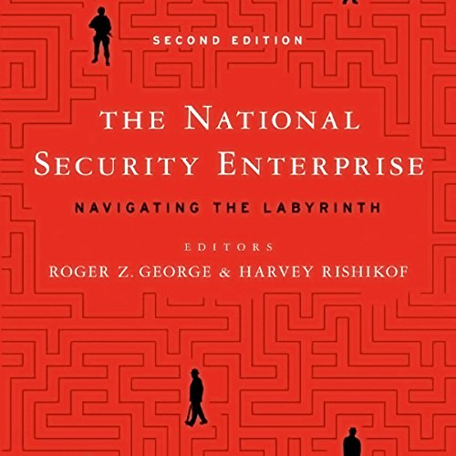 The National Security Enterprise audiobook cover art