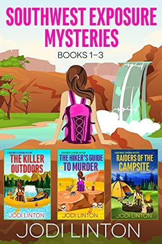 Southwest Exposure Mysteries Box Set Vol 1 (Books 1-3) (Southwest Exposure Mysteries Boxset) by [Jodi  Linton]