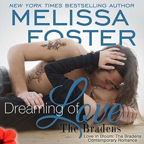 Dreaming of Love: Emily Braden audiobook cover art