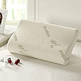 NOTE 鎮痛剤睡眠睡眠記憶枕枕カバー付き整形外科竹繊維ヘルスケア整形外科枕