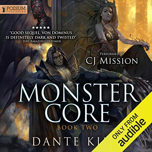 Monster Core 2 cover art
