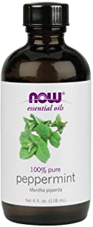 Now Foods Essential Oils, Peppermint, 118 milliliters