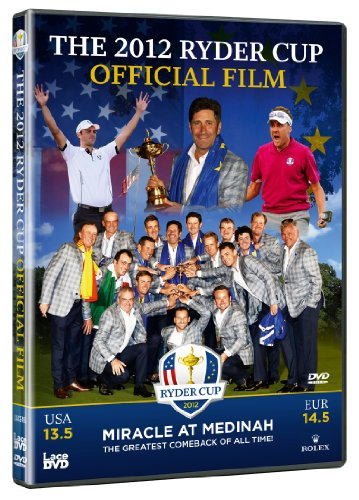 The 2012 Ryder Cup: Official Film [DVD] [Reino Unido]