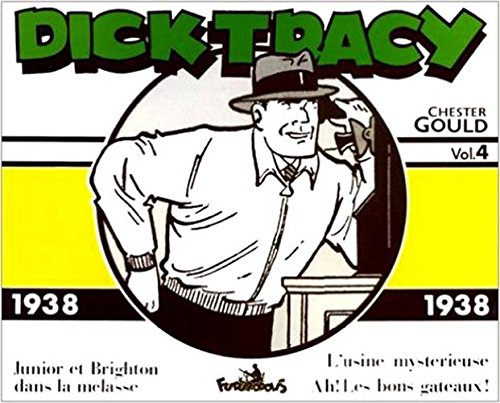Dick Tracy - 4 : 1938