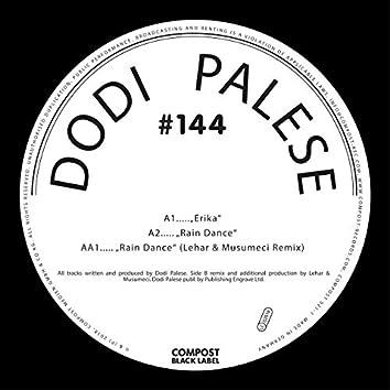 Erika / Raindance - Compost Black Label #144 (incl. Lehar & Musumeci Remix)