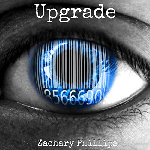 Upgrade audiobook cover art
