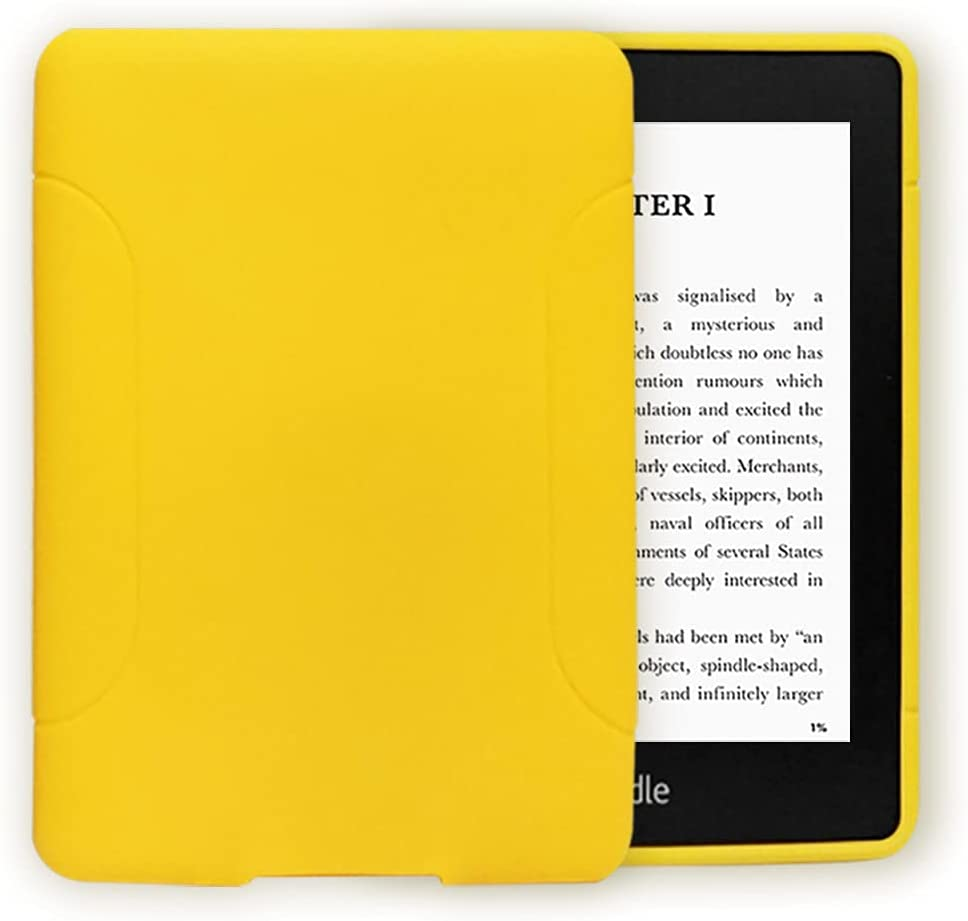 Youngme Kindle Max 68% OFF San Jose Mall Cover - TPU Gel Ge Case 10th Protective for