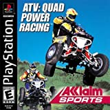 ATV Quad Power Racing (PS1) by Acclaim Entertainment