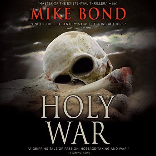 Holy War audiobook cover art