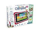 Clementoni 69481.5 - Clempad, Tablet per bambini dai 3 anni in...