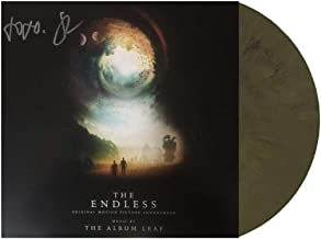 The Endless - Original Motion Picture Soundtrack (Limited Edition Signed Gold Vinyl #/100)