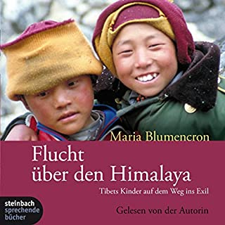 Flucht über den Himalaya Titelbild