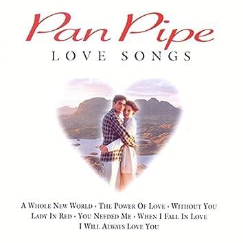 Pan Pipe Love Songs