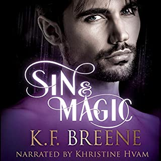 Sin & Magic     Demigods of San Francisco Series, Book 2              De :                                                                                                                                 K.F. Breene                               Lu par :                                                                                                                                 Khristine Hvam                      Durée : 10 h et 1 min     Pas de notations     Global 0,0