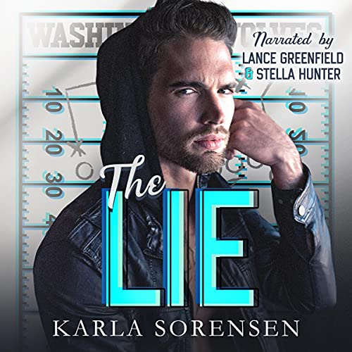 The Lie Audiobook By Karla Sorensen cover art