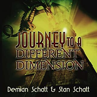 Journey to a Different Dimension cover art