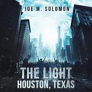 The Light: Houston, Texas audiobook cover art