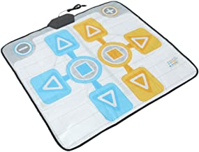 Fish Eyes Double Person Dance Mat for Wii Games for Nintendo Wii