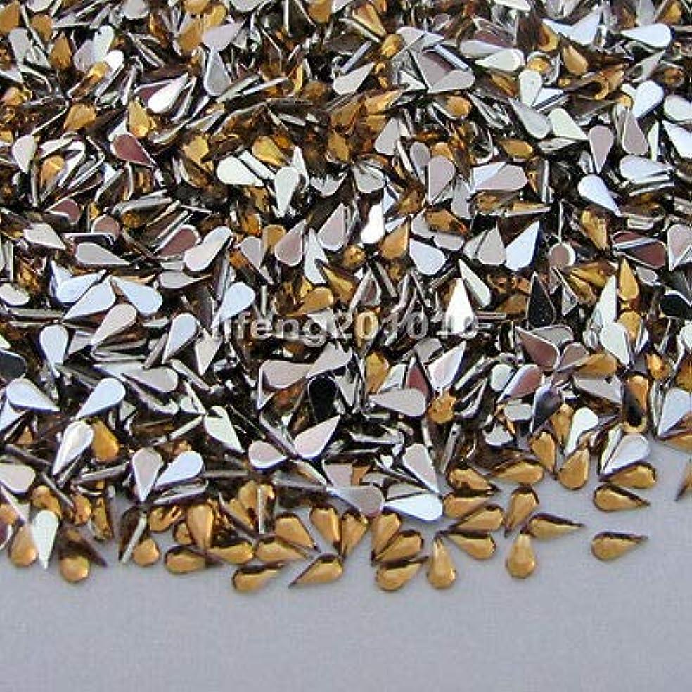 農夫定義するホステルFidgetGear 10000ピース3dドロップ形状アクリルネイルアートデコレーションフラットバックラインストーン宝石