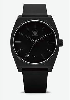 3924771e4e3a Adidas Reloj Analógico para Hombre de Cuarzo con Correa en Silicona  Z10-001-00