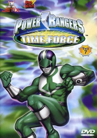 Power Rangers - Time Force - Vol. 7 [Edizione: Germania]