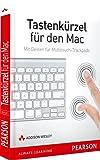 Tastenkürzel für den Mac: Mit Gesten für Multitouch-Trackpads (Apple Gadgets und OS)