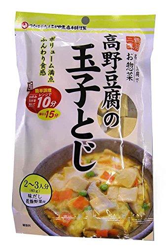 登喜和冷凍食品 高野豆腐の玉子とじ 40g×5袋