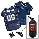 NFL DALLAS COWBOYS DOG Jersey, XX-Large