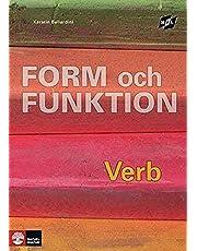Mål Form och funktion Verb, andra upplagan