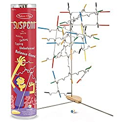 Best Toys for 8 Year Old Girls-Melissa & Doug Suspend Family Game