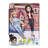 Disney Princess - Paquete con Princesas Cenicienta & Mulan (Hasbro E7414ES0)